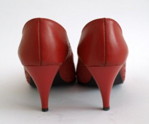 70s-bright-lipstick-red-cut-out-punch-hole-heels-5