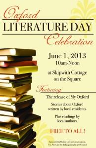 OxfordLiteratureDay