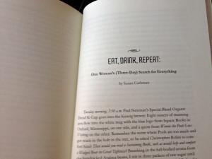 Eat Drink Repeat in SBA