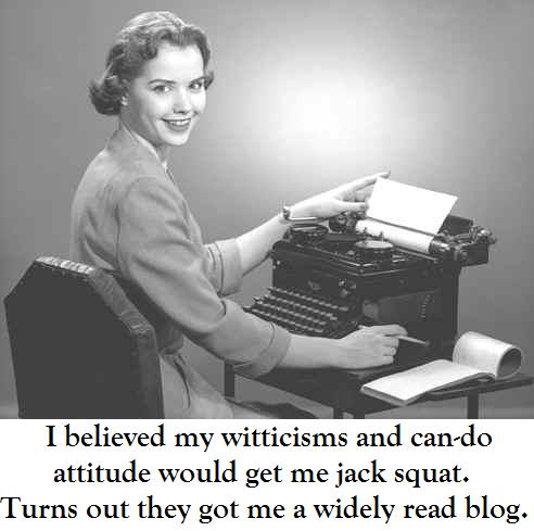 blogging-woman