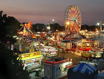 The Mid-South Fair, Memphis, Tennessee