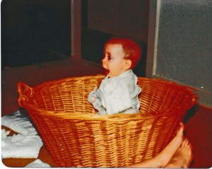 Jonathan, age 7 months, March 1978