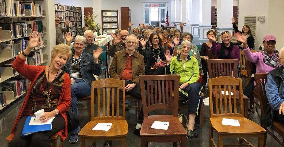 Friends of Library STARKVILLE