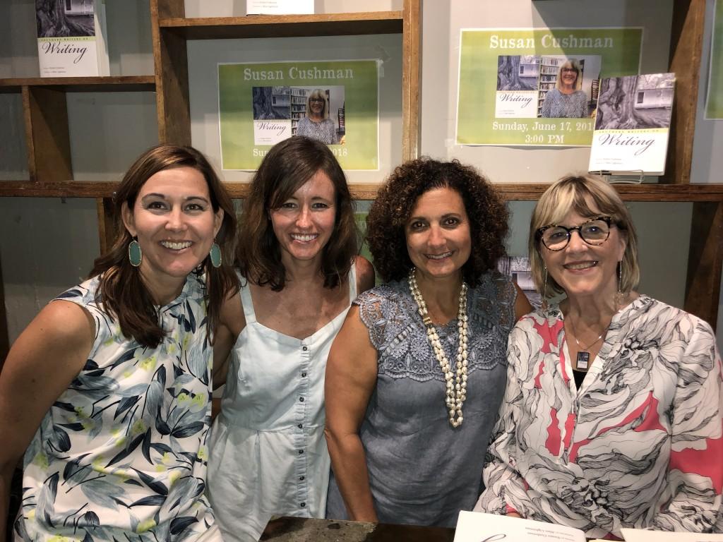 Katherine, Lacey, Lia and Me. I love my Orthodox sisters!
