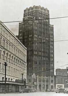 Threefoot Building, Meridian, Mississippi, 1920s