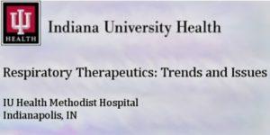 IU Health Respiratory Therapeutics