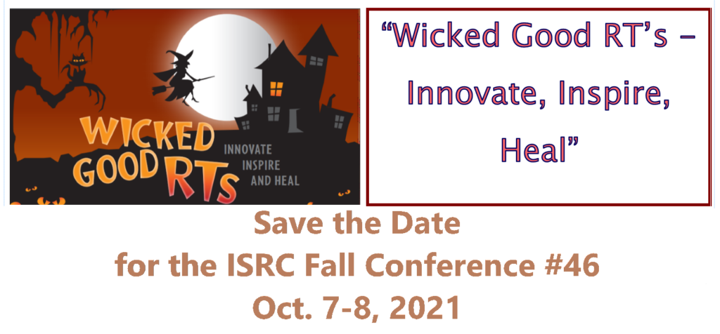 46th Annual ISRC Fall Conference Fall 2021