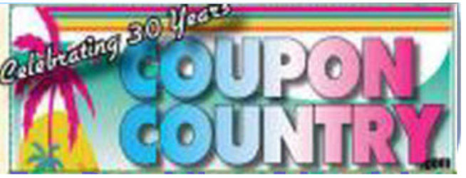 COUPON COUNTRY  Advertising
