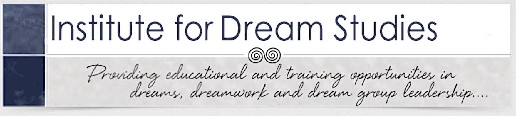 Institute for Dream Studies Logo