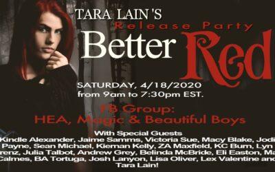 20 Fantastic Authors! Prizes and Fun. PARTY at Tara Lain's HEA, Magic, and Beautiful Boys on FB