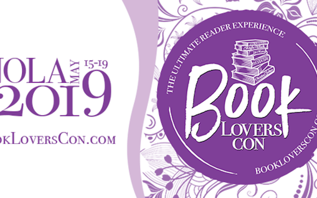 Come See Tara Lain at BookLovers Con in New Orleans
