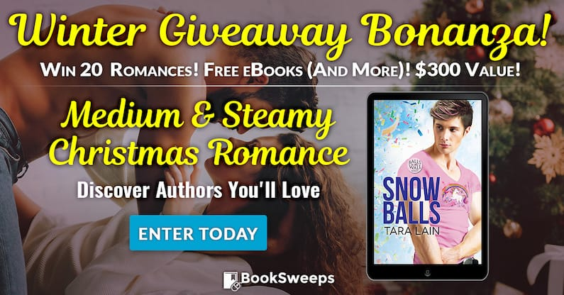 Win 20 Steamy Holiday Reads plus Kindle Fire