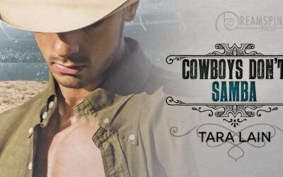 "Sneak peek into COWBOYS DON""T SAMBA!"