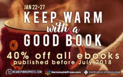 40% OFF e-Book Backlist at Dreamspinner!