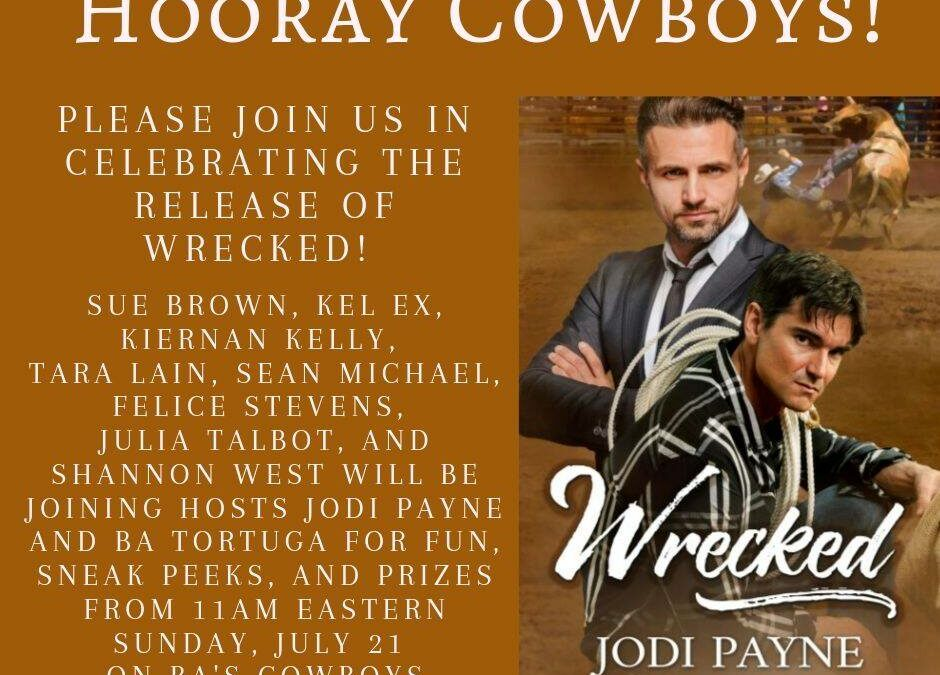 Join me for BA's Cowboys on Sunday