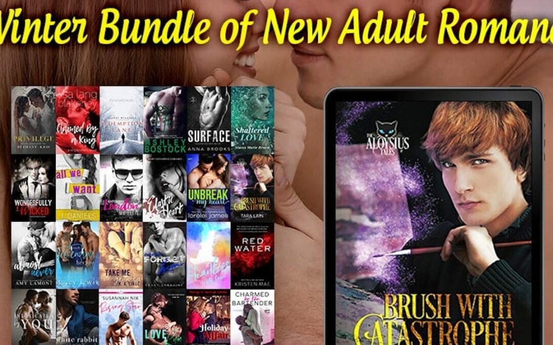 Like New Adult Romances? Win a Whole Reading List!