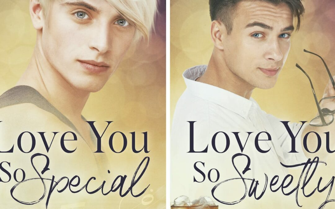 "SALE! ""Love You So Special"" & ""Love You So Sweetly"""