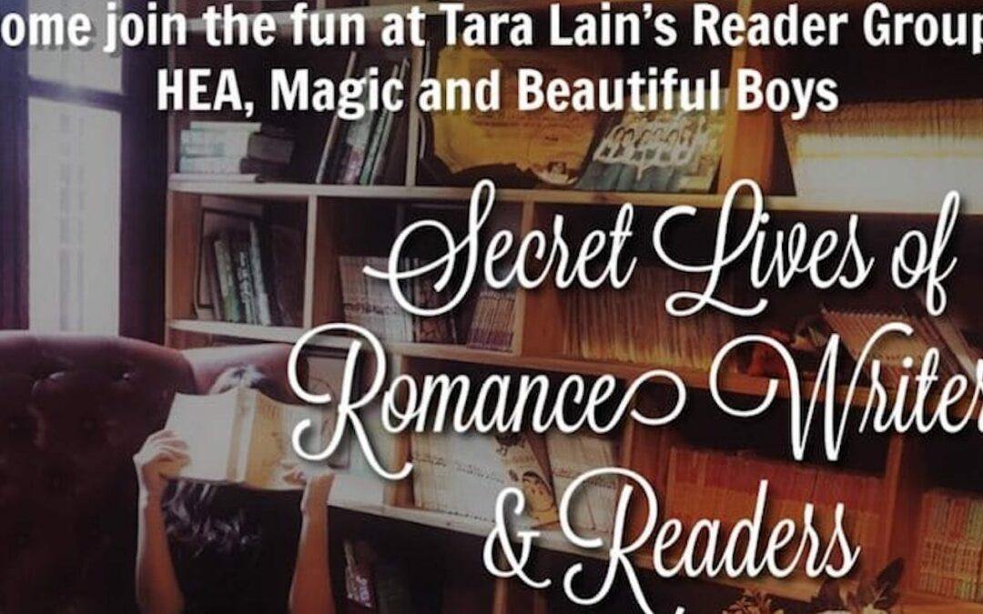 REMINDER! Tara Lain's HEA, Magic and Beautiful Boys Party is tomorrow!