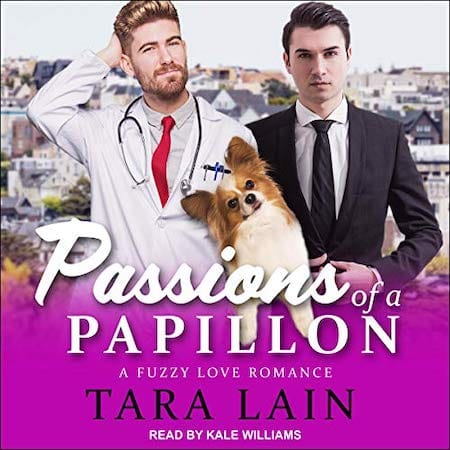 PASSIONS OF A PAPILLON Now in Audio with Narration by Kale Williams!