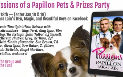 Do You Love Parties, Pets, and Prizes? Join the Fun with Tara Lain Jan 18th