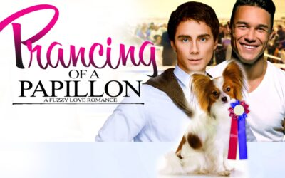 5 Stars for PRANCING OF A PAPILLON, Plus PARRRTY