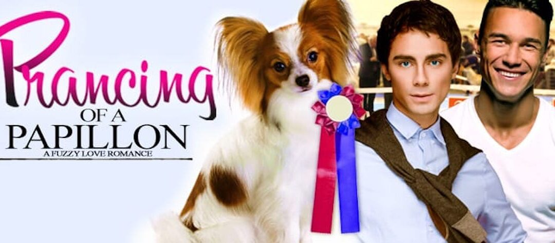 PRANCING OF A PAPILLON by Tara Lain is Here! Now on Amazon and in #KU