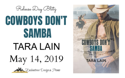 There's a new Cowboy! Check it out and enter the Giveaway!