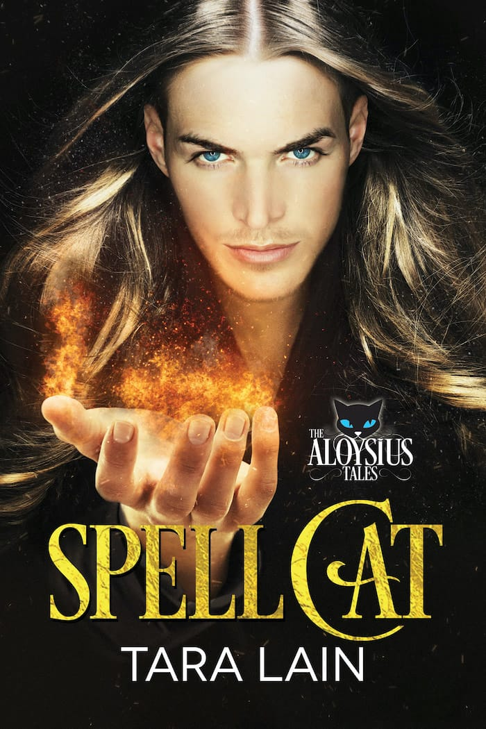 Spell Cat by Tara Lain