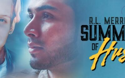 Special Guest — R. L. Merrill Rocks the SUMMER OF HUSH with a Giveaway for You