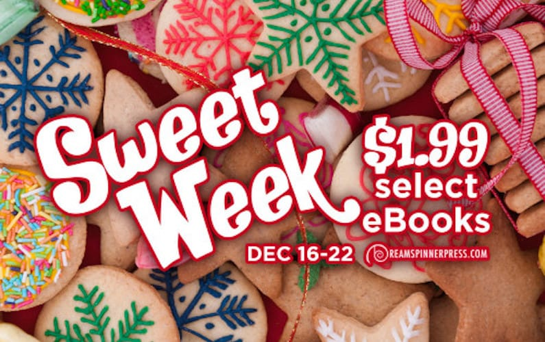 #SweetWeek! Tara Lain's Hearts and Flour is On Sale. (Cowboys Too!)