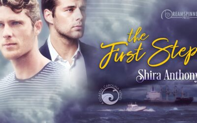 Special Guest—New Release from Shira Anthony THE FIRST STEP