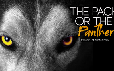 THE PACK OR THE PANTHER is Back! Now in KU for FREE.