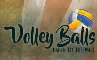 Time to Go Balls to the Wall! New VOLLEY BALLS Cover Reveal!