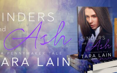 Tara Lain's Sinders and Ash Re-Released! Does the Slipper Fit?