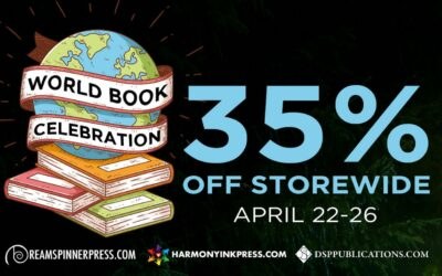 Celebrate World Book Day with 35% Off at Dreamspinnner Press