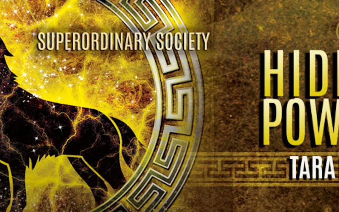 Hidden Powers Audiobook Preorder Sale
