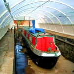 Covered drydock available