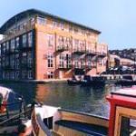 Mooring boatyard