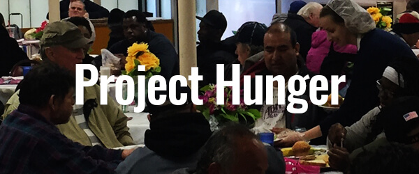 Project Hunger - The Humanity Projects   Building a Better Humanity