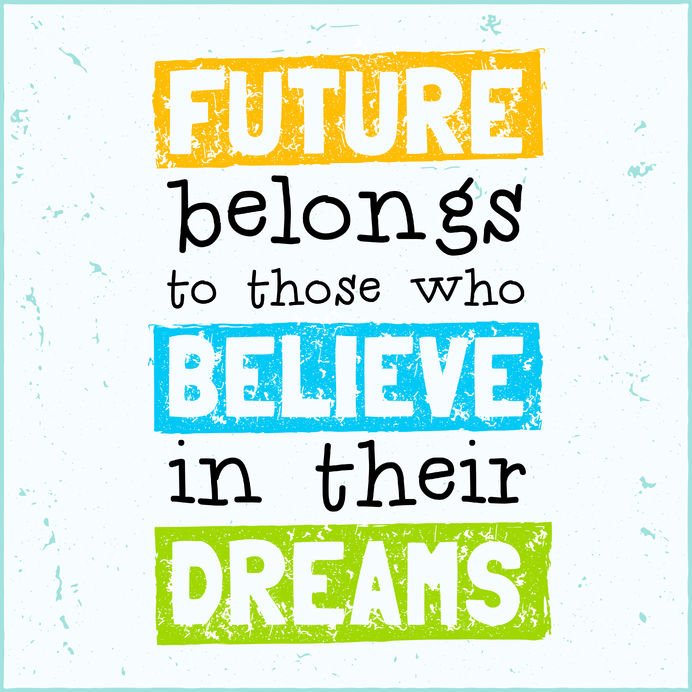 Believe In Your Dreams Of Higher Education In the United States