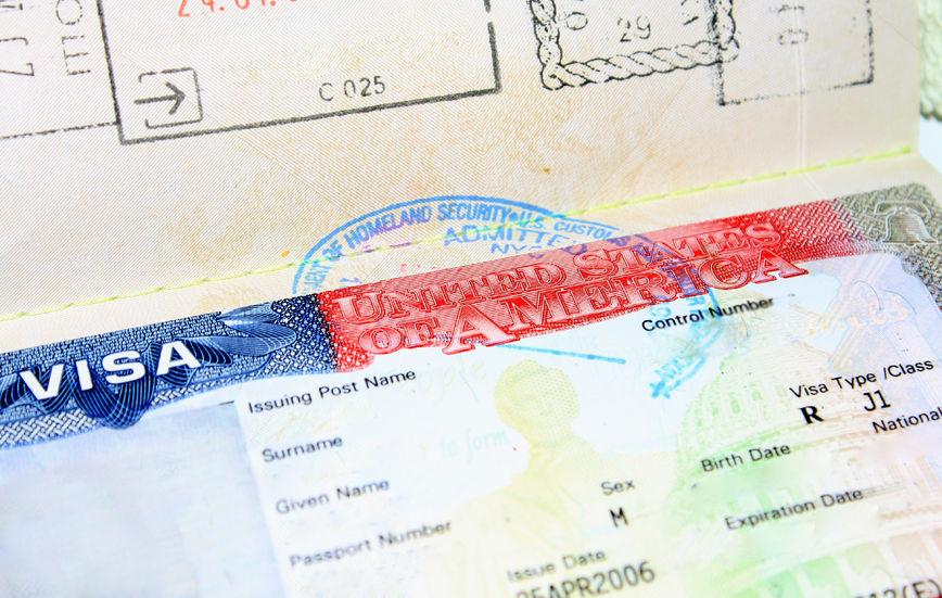 US Student Visa Example