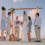 Wedding at Bayside Inn Key largo