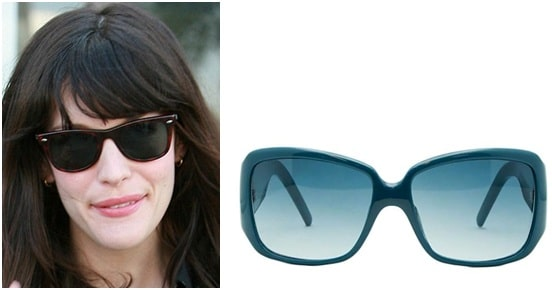 Finding the perfect sunglasses - longface-