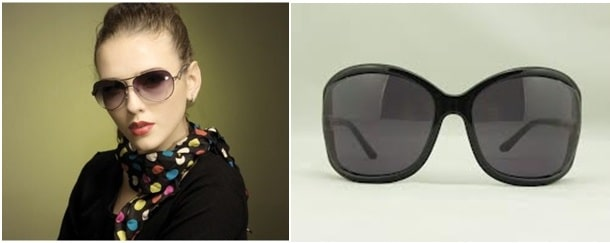 Finding the perfect sunglasses - smallface-