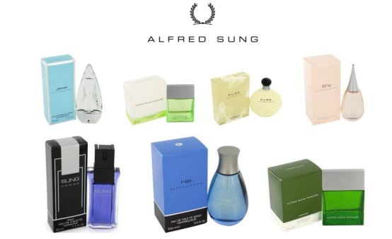 Top Perfume Brand- Alfred Sung Best