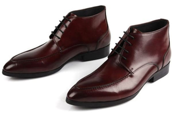 What Shiny Shoes Say about You