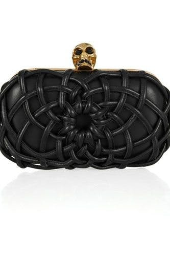 Most Iconic It Bags - Alexander McQueen Skull Clutch