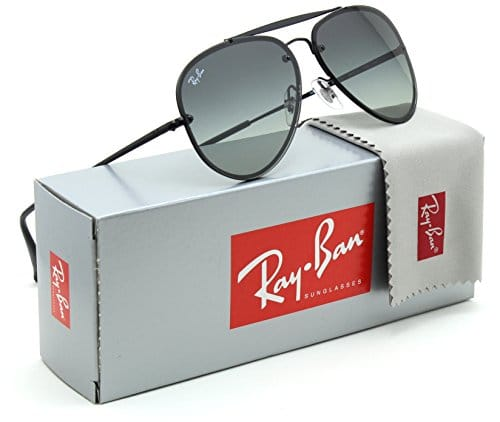 Ray-Ban RB3584N Blaze Aviator Unisex Sunglasses 153/11 - 58mm
