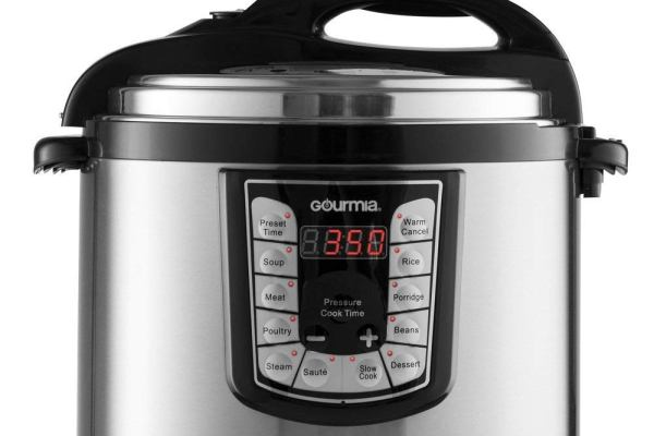 Gourmia Electric Pressure Cookers vs Instant Pot Electric Pressure Cookers