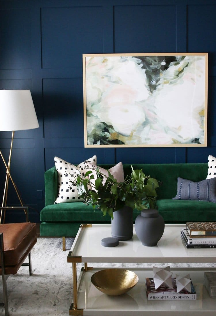 Rooms with Moody Schemes - Embrace Moody Decor